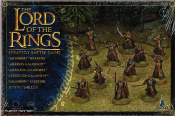 Games Workshop Warhammer The Lord Of The Rings Galadhrim Warriors 05-09